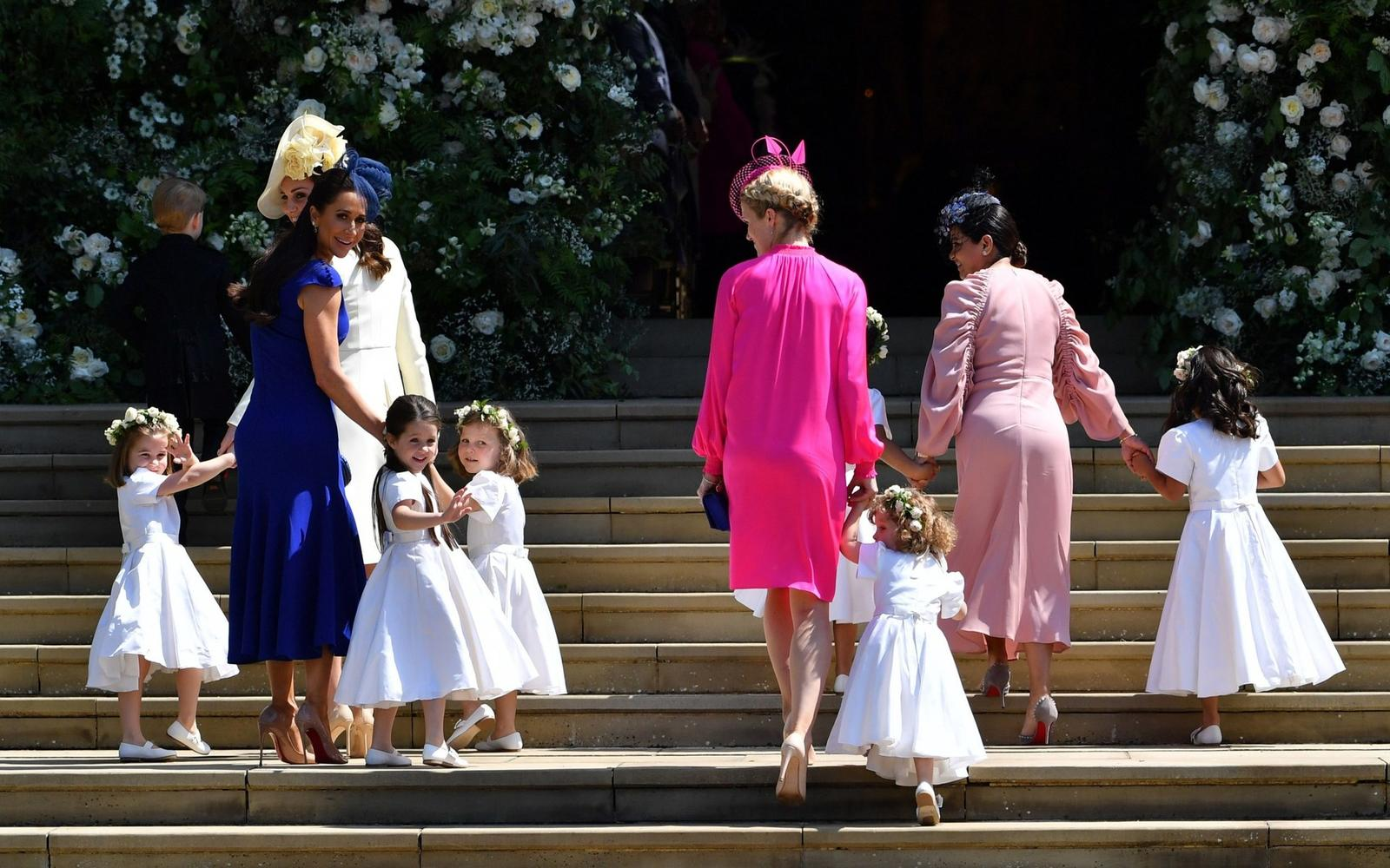 Kráľovská svadba Meghan a Harryho - Obrázok č. 12