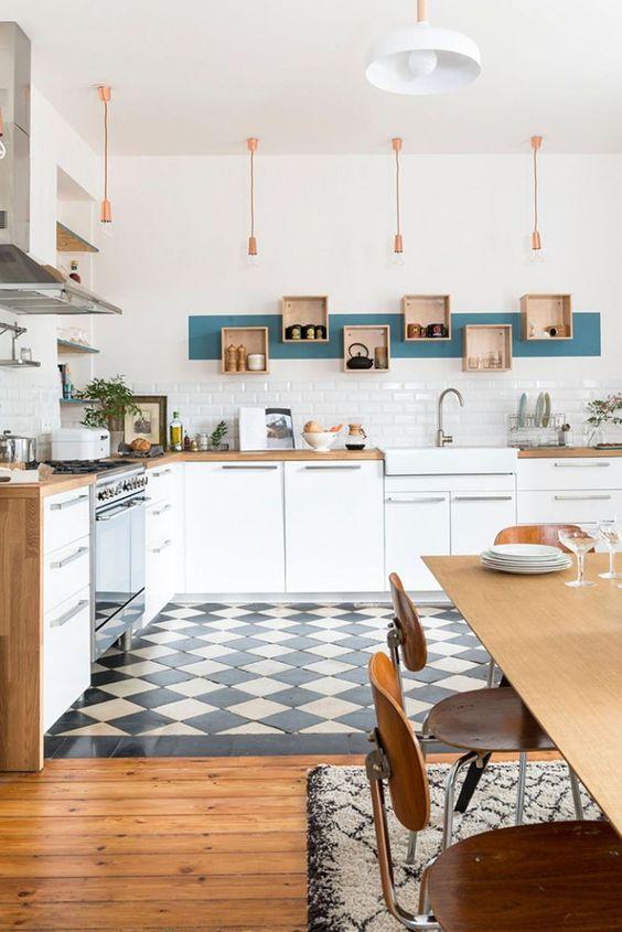 Kuchyne s otvorenými poličkami - Obrázok č. 88
