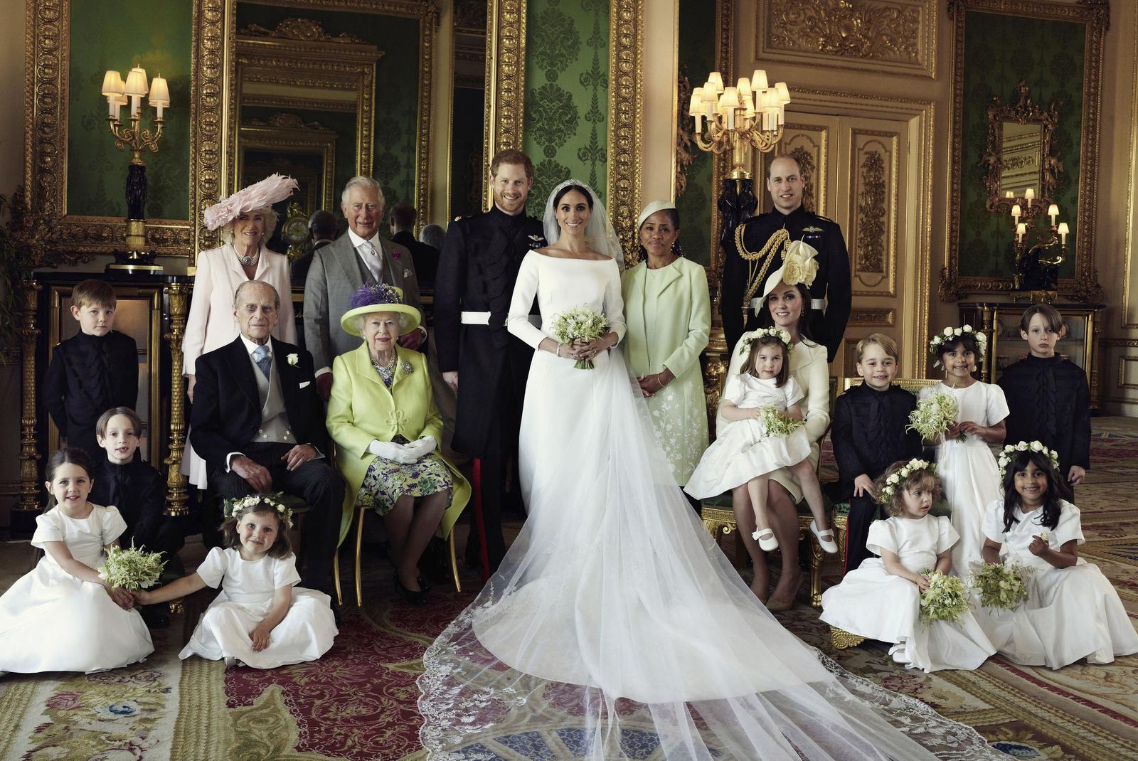 Kráľovská svadba Meghan a Harryho - Obrázok č. 105