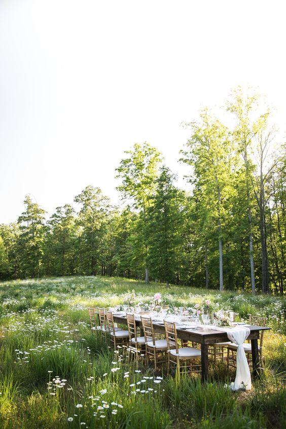 Lúčna svadba v objatí prírody - Obrázok č. 6