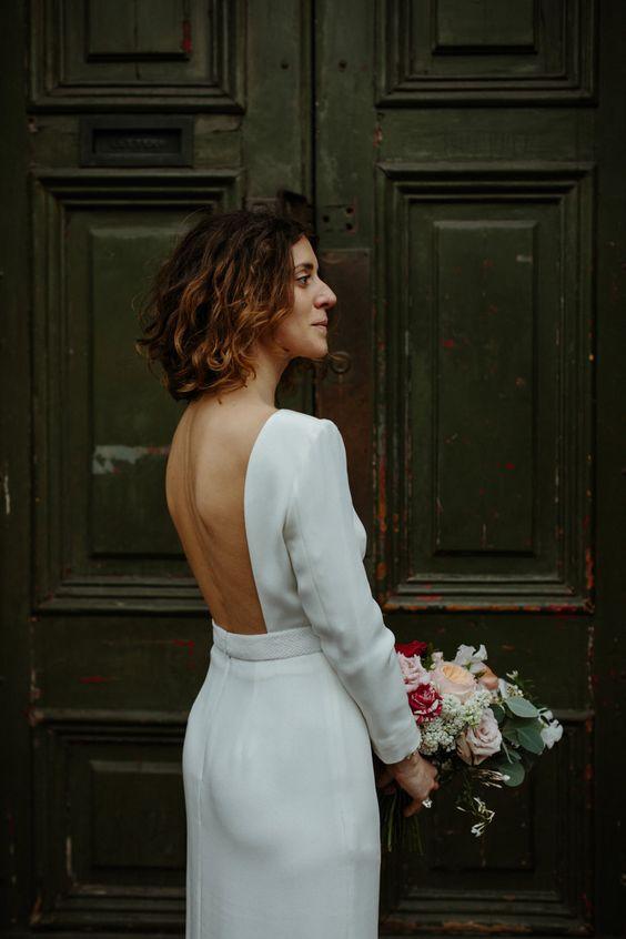 Tak jednoducho, ako sa len dá (minimalizmus v svadobných šatách) - Obrázok č. 69