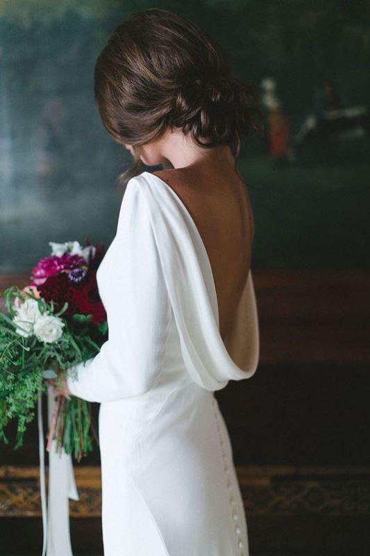 Tak jednoducho, ako sa len dá (minimalizmus v svadobných šatách) - Obrázok č. 71