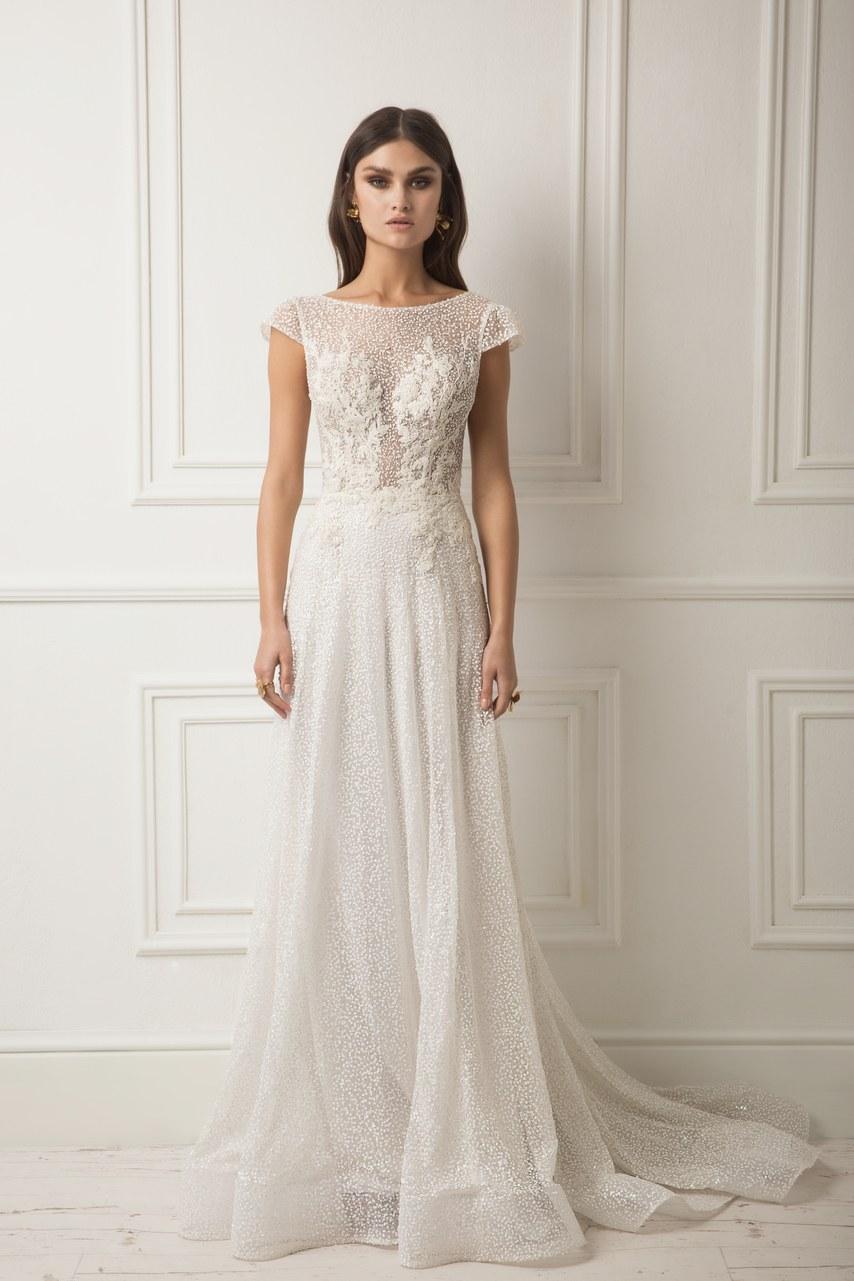 Svadobné šaty z kolekcií na rok 2019 - Obrázok č. 4