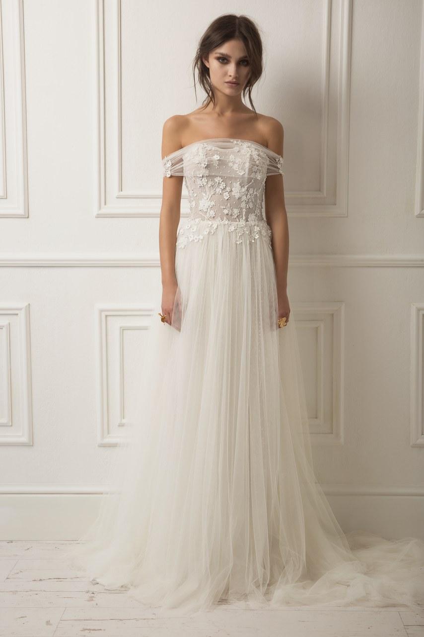 Svadobné šaty z kolekcií na rok 2019 - Obrázok č. 5