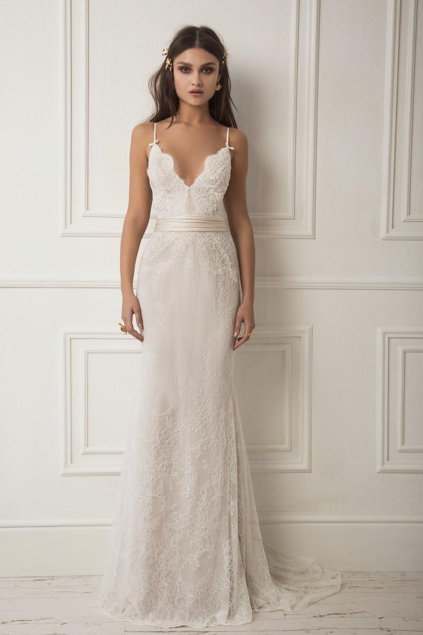 Svadobné šaty z kolekcií na rok 2019 - Obrázok č. 8