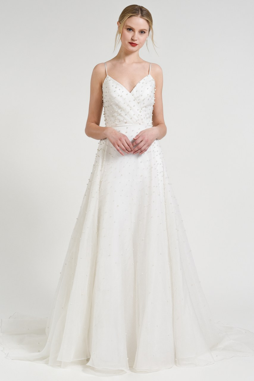 Svadobné šaty z kolekcií na rok 2019 - Obrázok č. 10
