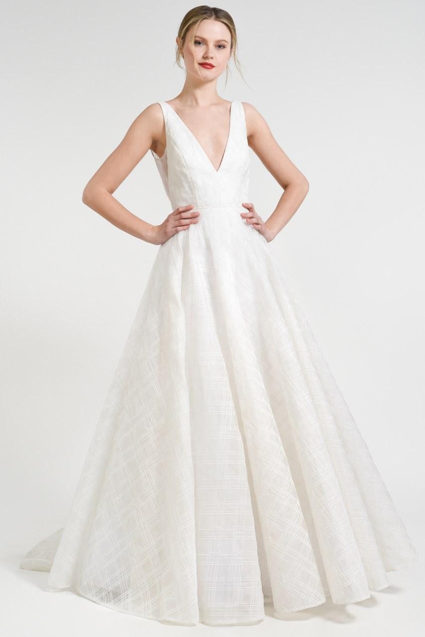 Svadobné šaty z kolekcií na rok 2019 - Obrázok č. 15