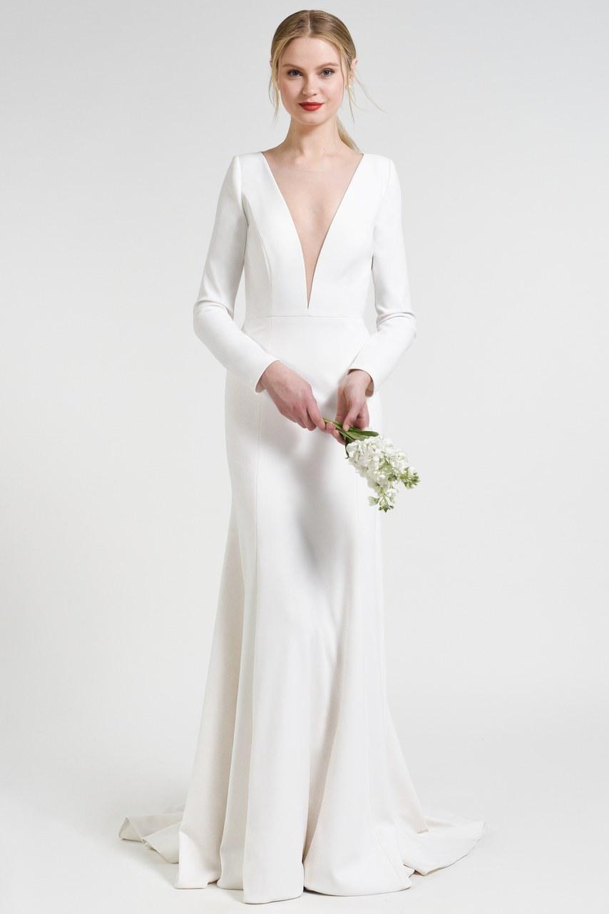 Svadobné šaty z kolekcií na rok 2019 - Obrázok č. 16