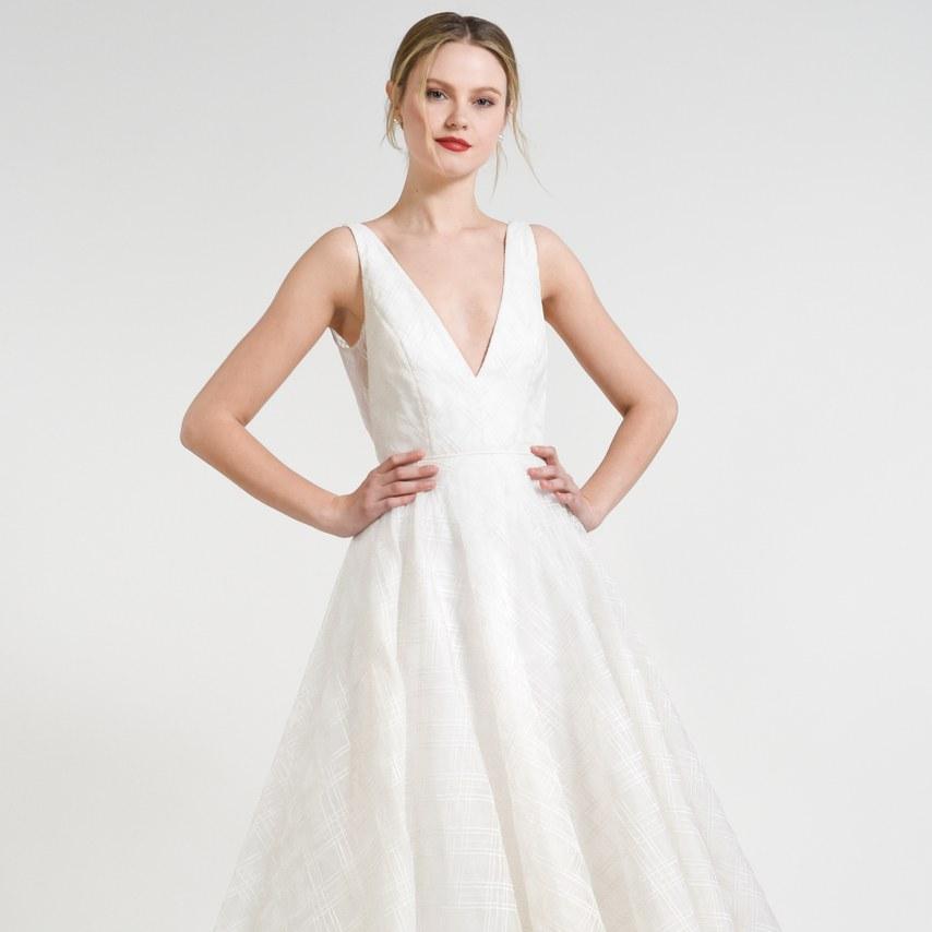 Svadobné šaty z kolekcií na rok 2019 - Obrázok č. 18