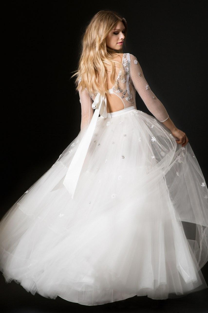 Svadobné šaty z kolekcií na rok 2019 - Obrázok č. 20