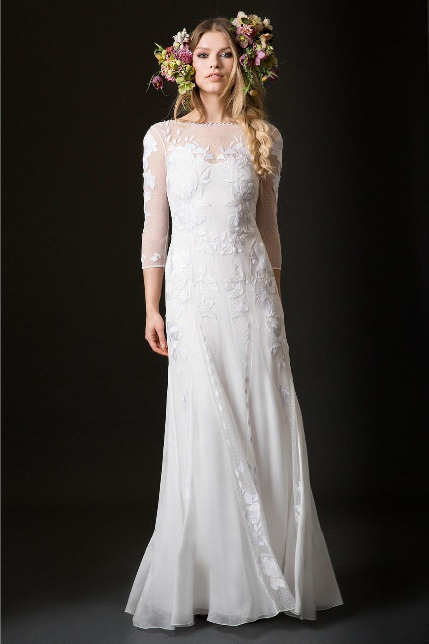 Svadobné šaty z kolekcií na rok 2019 - Obrázok č. 21