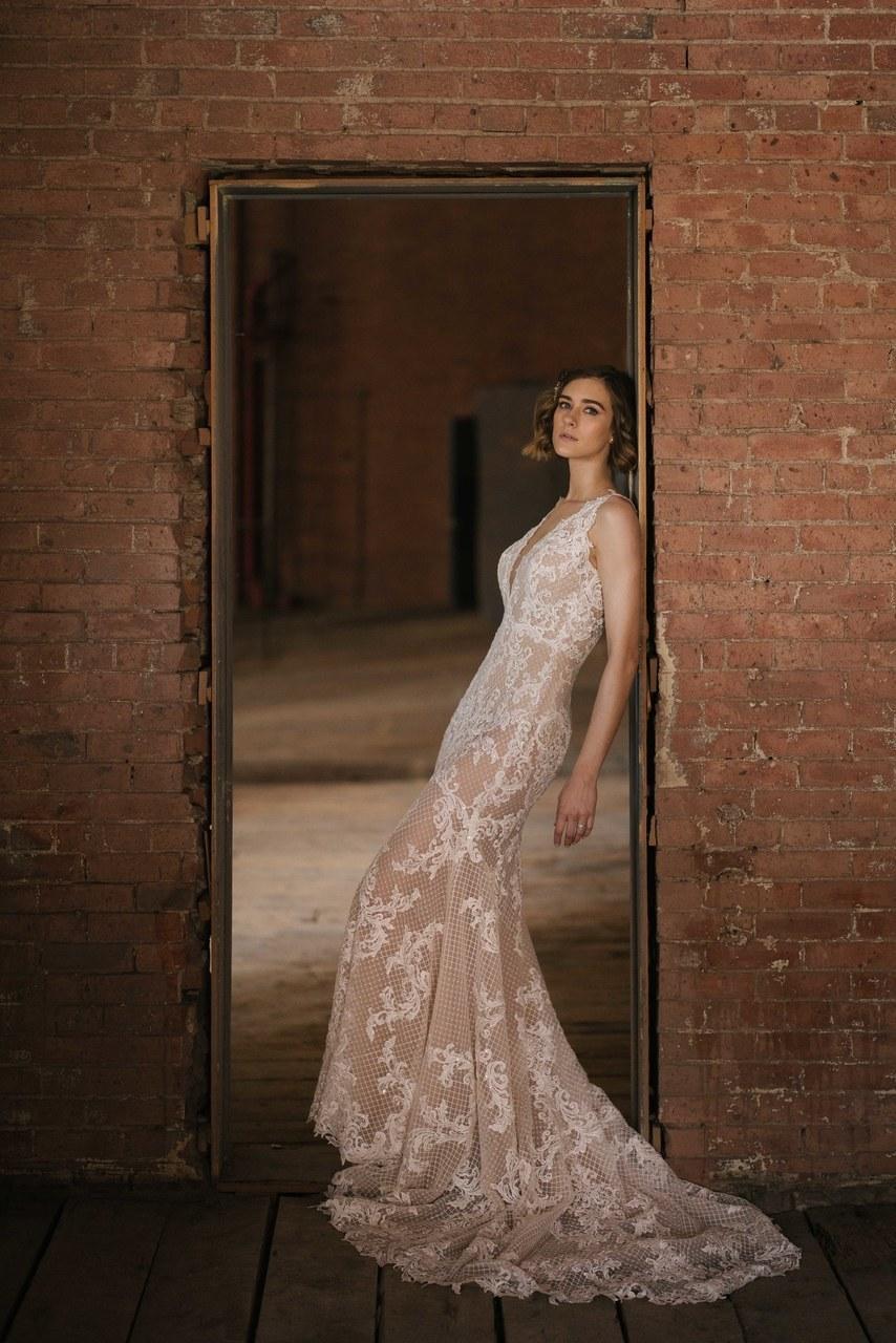 Svadobné šaty z kolekcií na rok 2019 - Obrázok č. 28