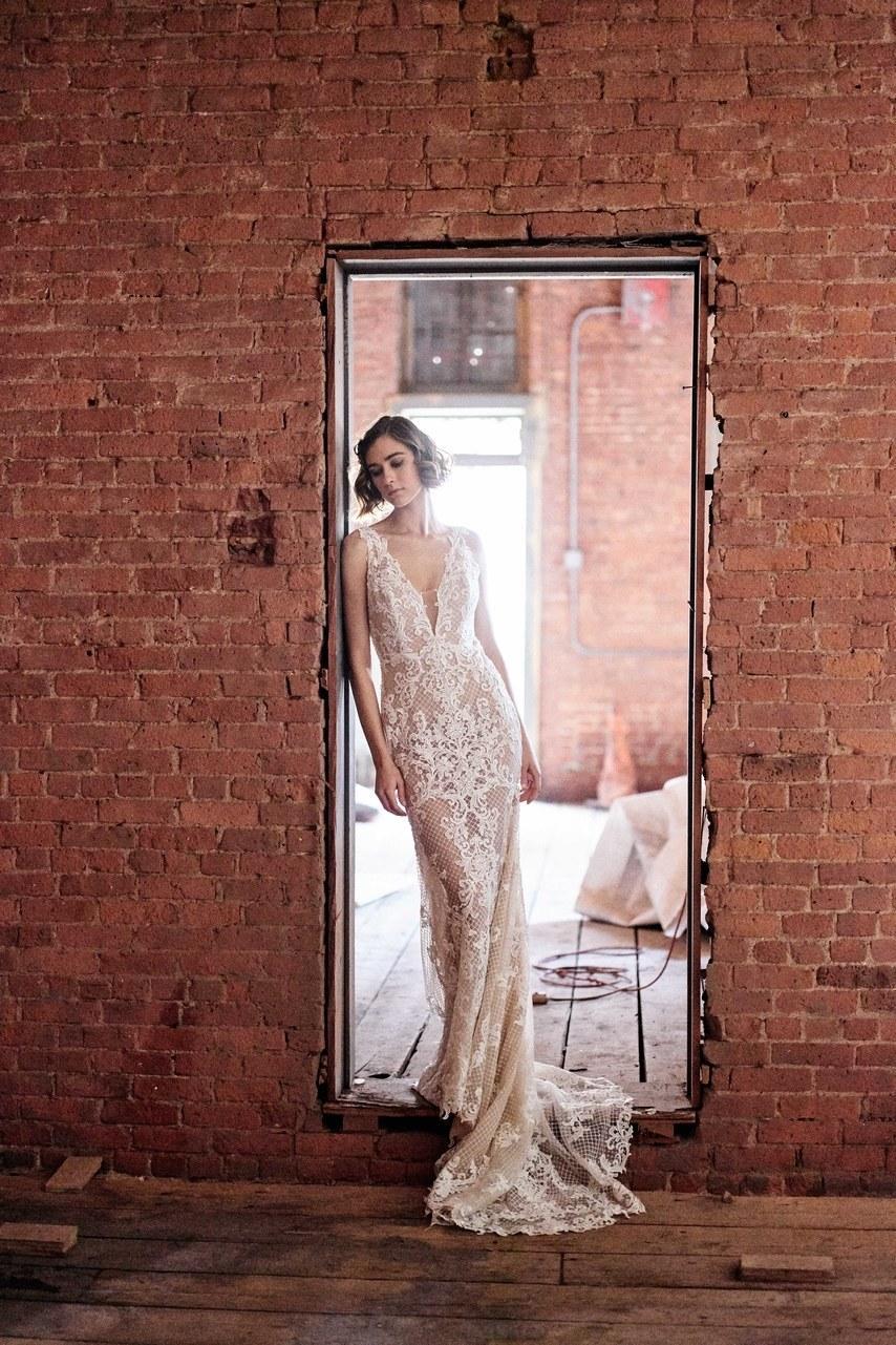 Svadobné šaty z kolekcií na rok 2019 - Obrázok č. 30