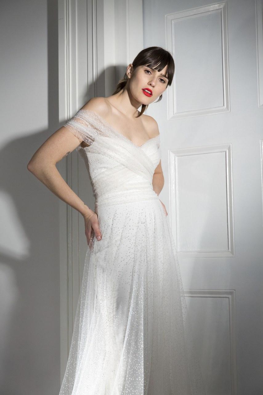 Svadobné šaty z kolekcií na rok 2019 - Obrázok č. 31