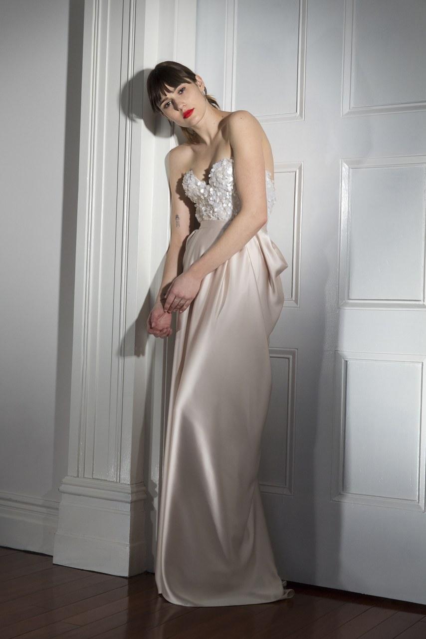 Svadobné šaty z kolekcií na rok 2019 - Obrázok č. 32