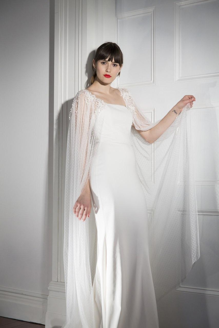 Svadobné šaty z kolekcií na rok 2019 - Obrázok č. 33