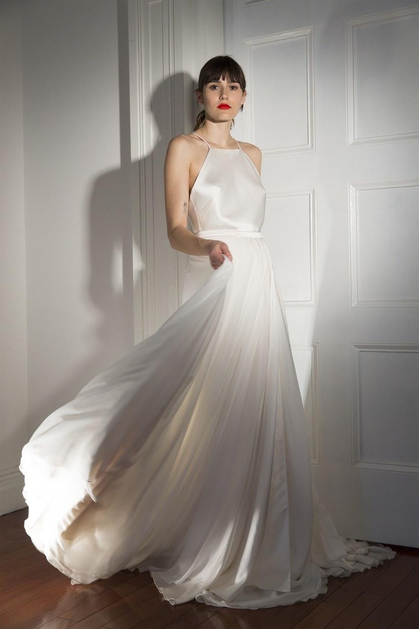 Svadobné šaty z kolekcií na rok 2019 - Obrázok č. 34
