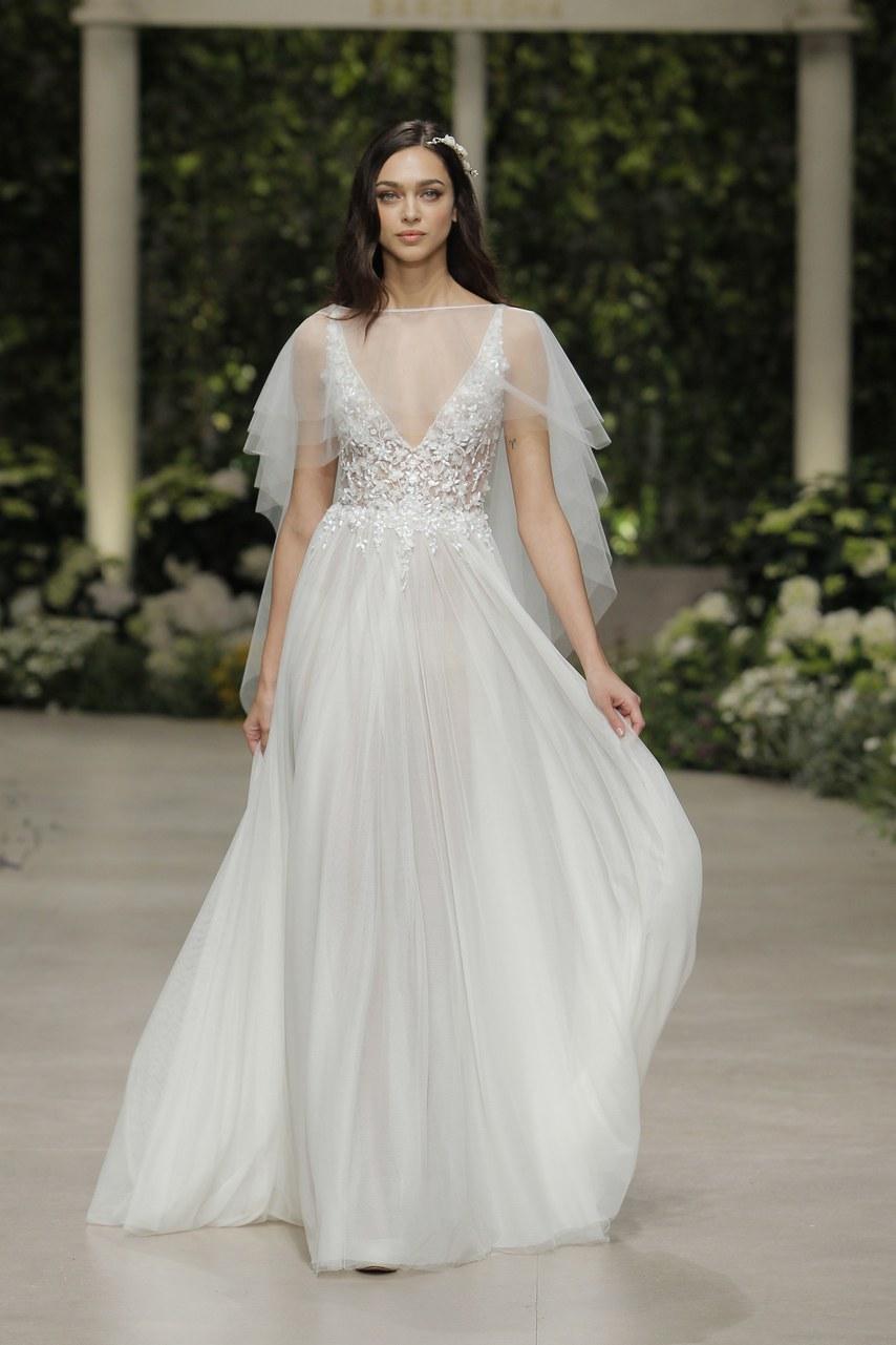 Svadobné šaty z kolekcií na rok 2019 - Obrázok č. 50