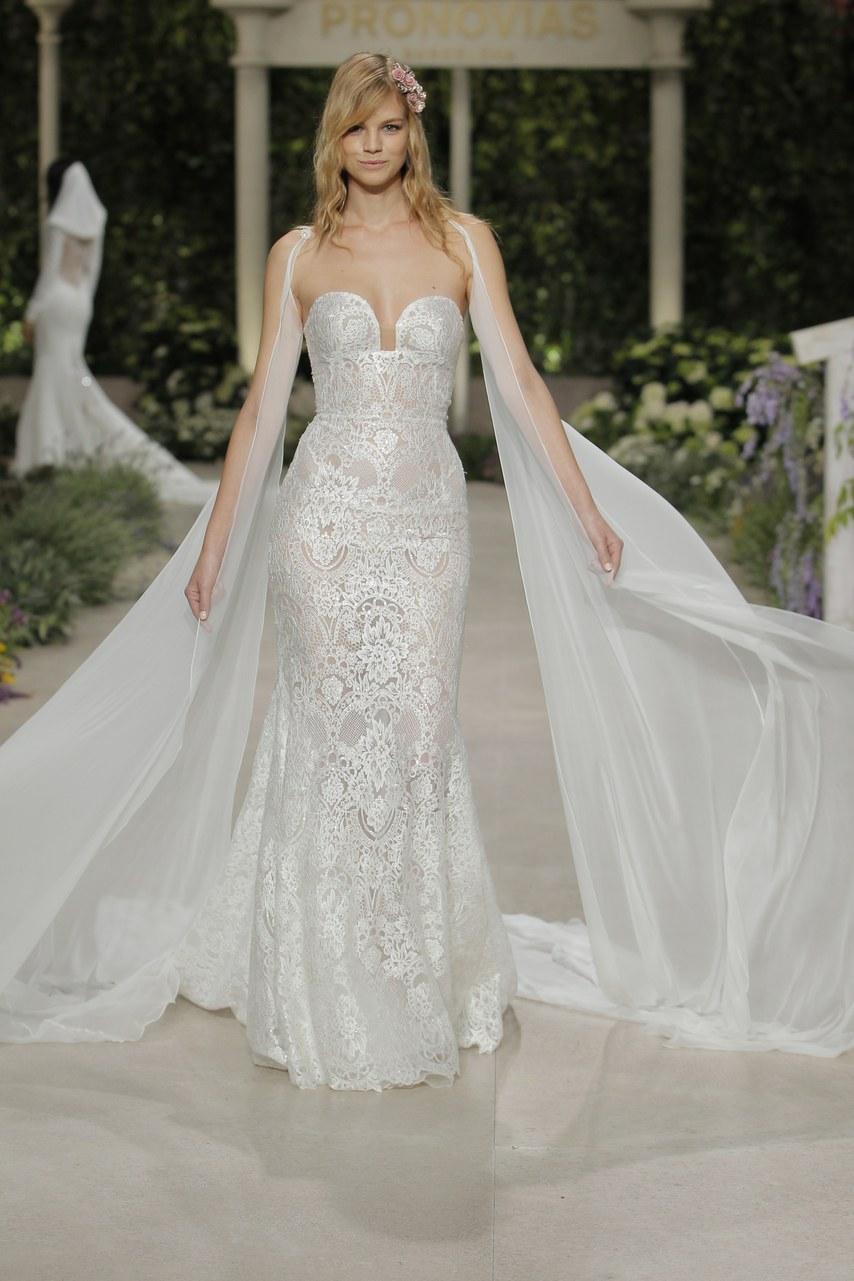 Svadobné šaty z kolekcií na rok 2019 - Obrázok č. 52