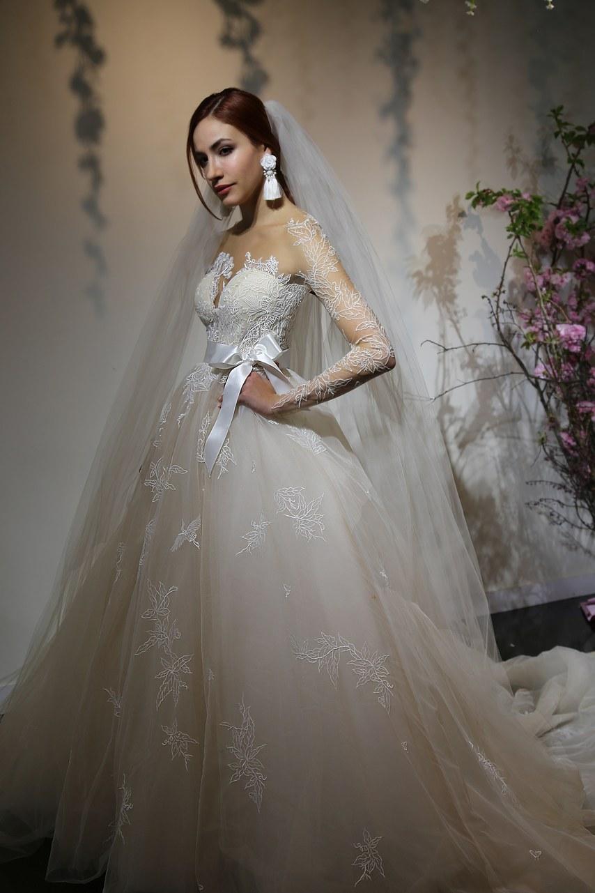 Svadobné šaty z kolekcií na rok 2019 - Obrázok č. 57