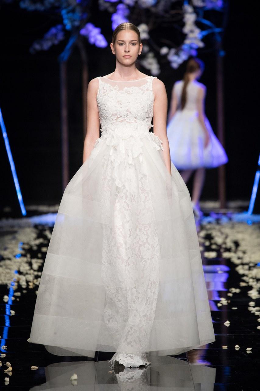 Svadobné šaty z kolekcií na rok 2019 - Obrázok č. 64