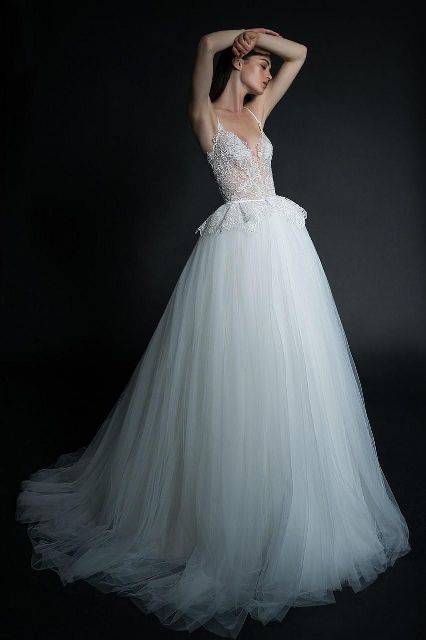 Svadobné šaty z kolekcií na rok 2019 - Obrázok č. 76