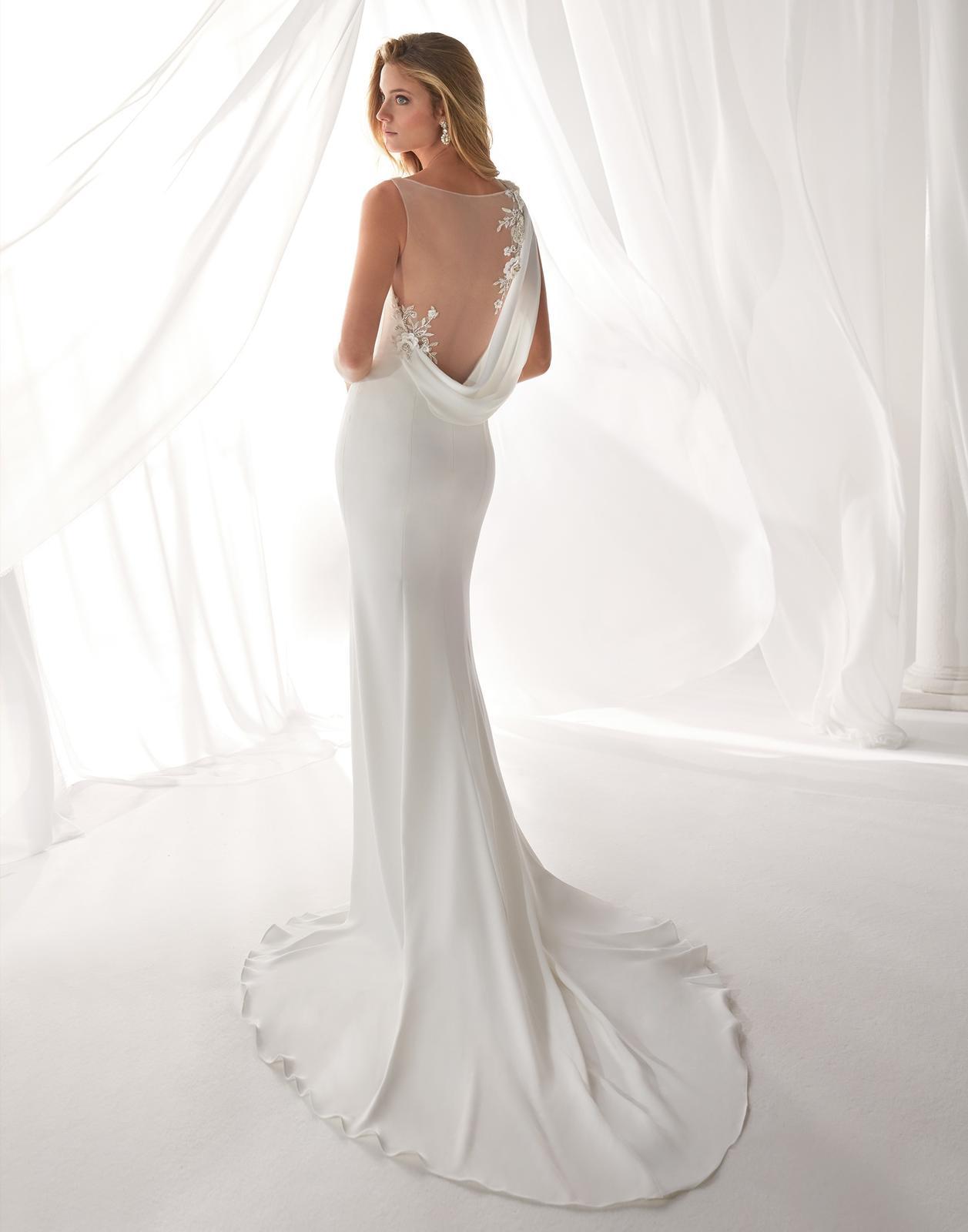 Svadobné šaty z kolekcií na rok 2019 - Obrázok č. 79