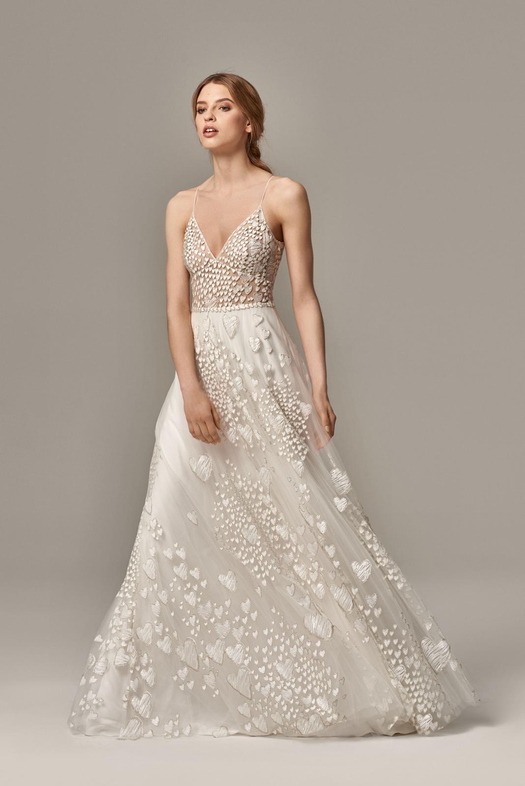 Anna Kara * Svadobné šaty z kolekcií na rok 2019 - Obrázok č. 1