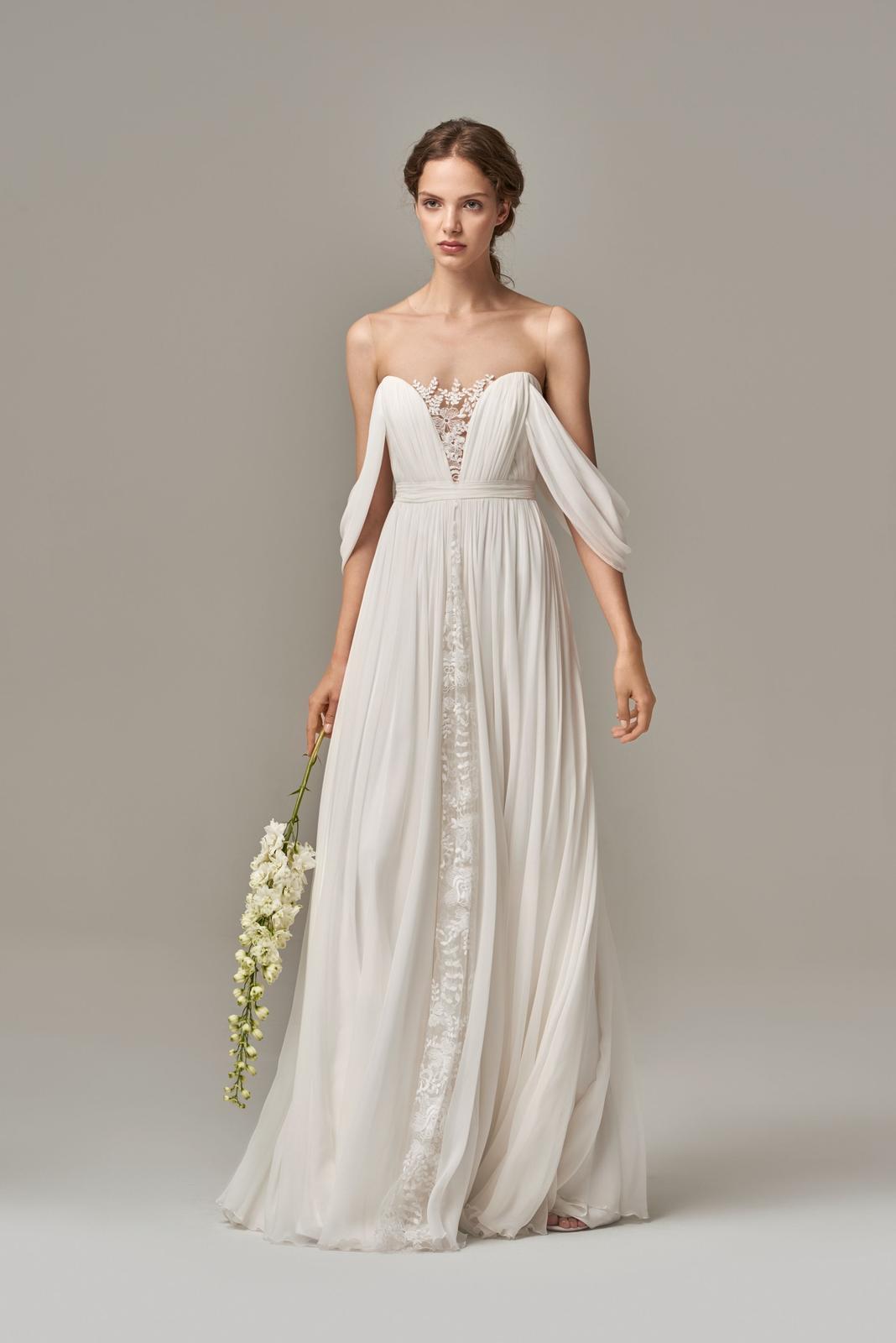 Anna Kara * Svadobné šaty z kolekcií na rok 2019 - Obrázok č. 2