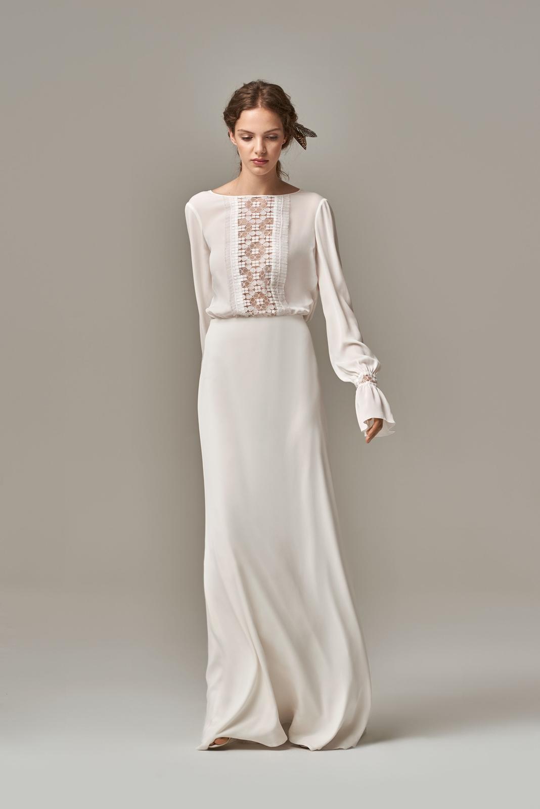 Anna Kara * Svadobné šaty z kolekcií na rok 2019 - Obrázok č. 3