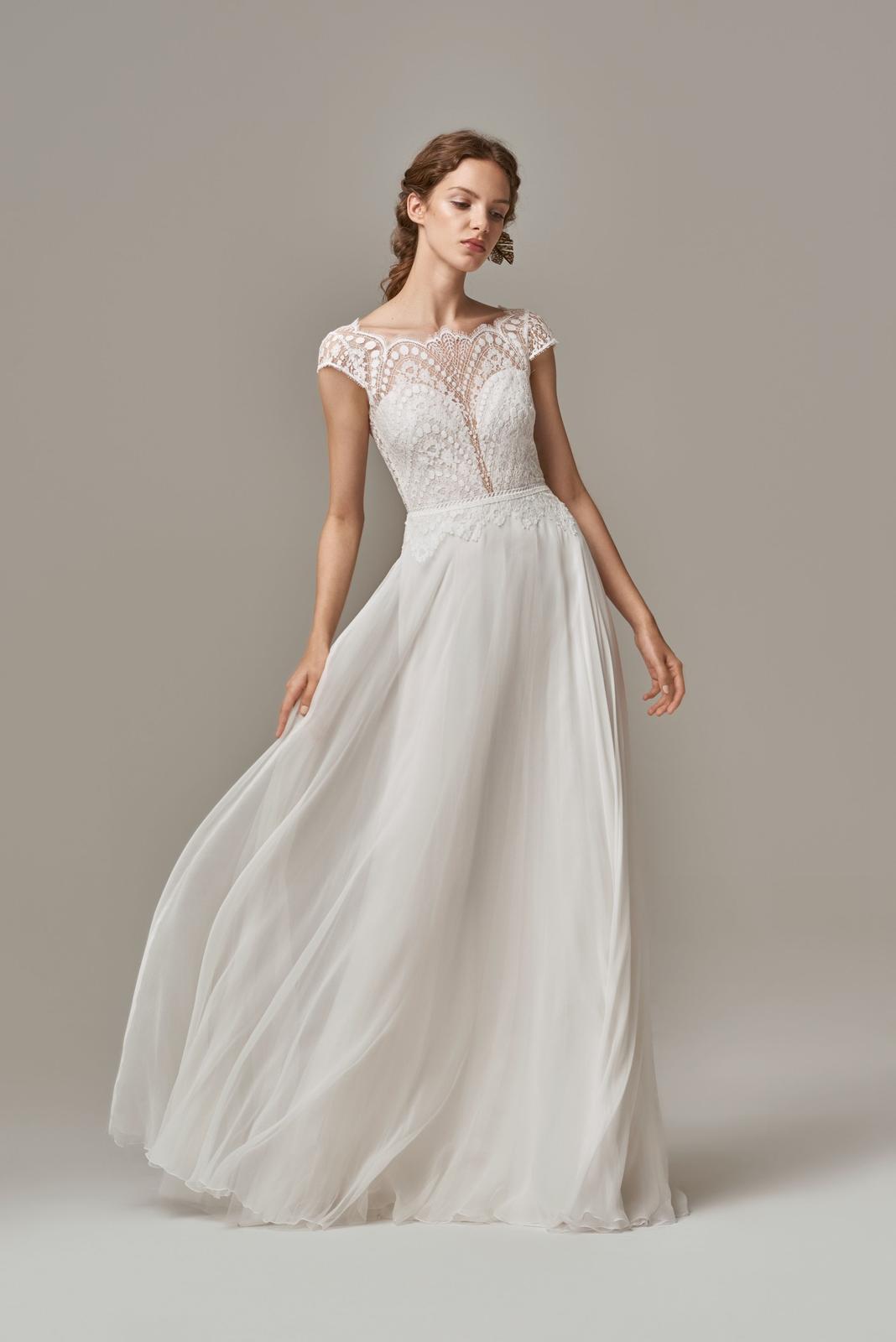 Anna Kara * Svadobné šaty z kolekcií na rok 2019 - Obrázok č. 4