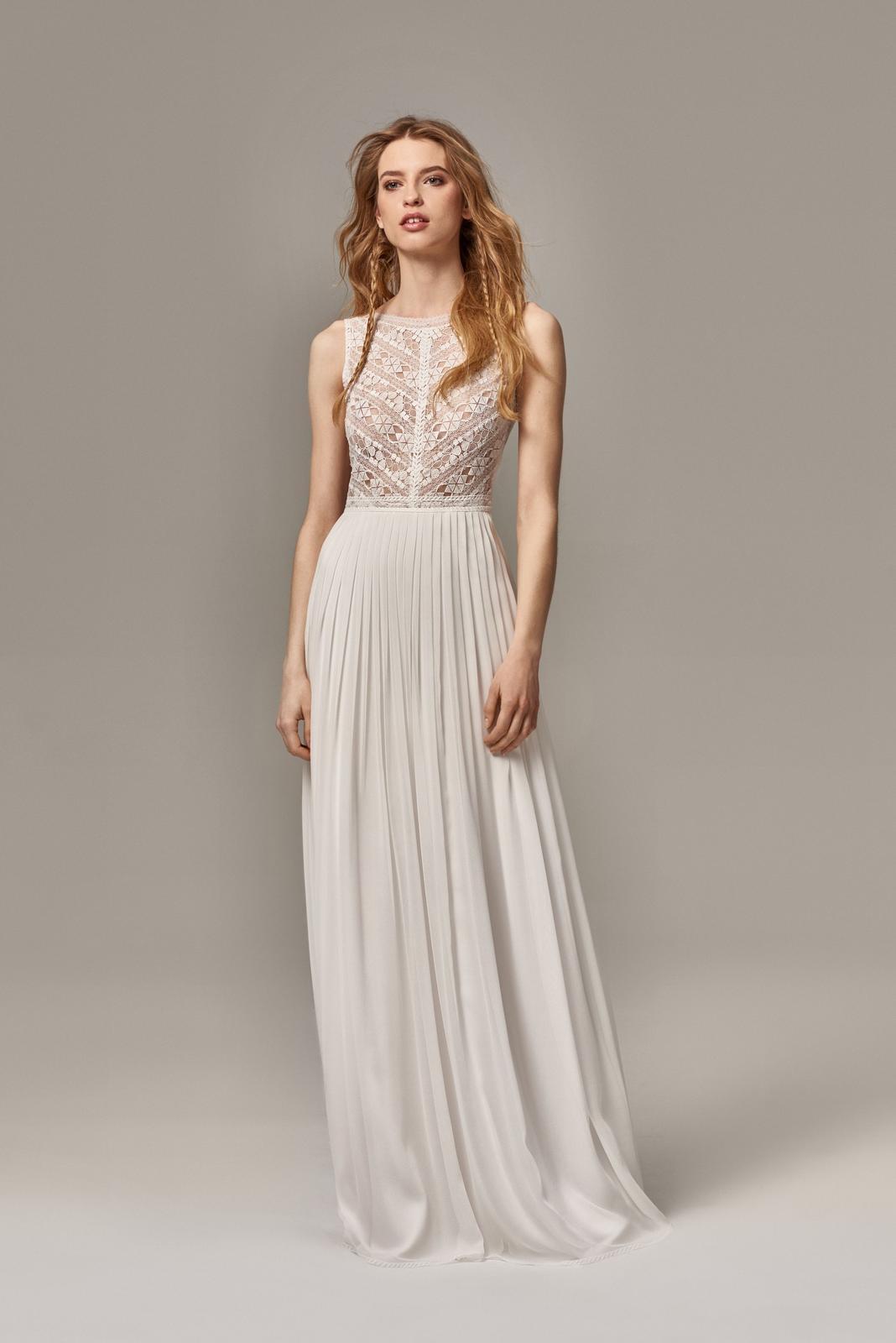 Anna Kara * Svadobné šaty z kolekcií na rok 2019 - Obrázok č. 5