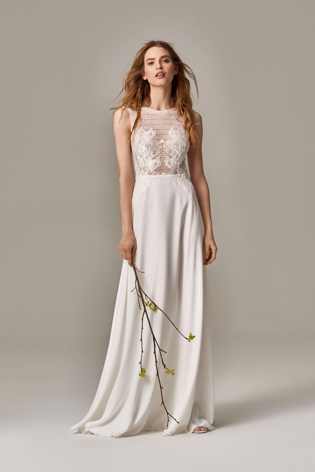 Anna Kara * Svadobné šaty z kolekcií na rok 2019 - Obrázok č. 6
