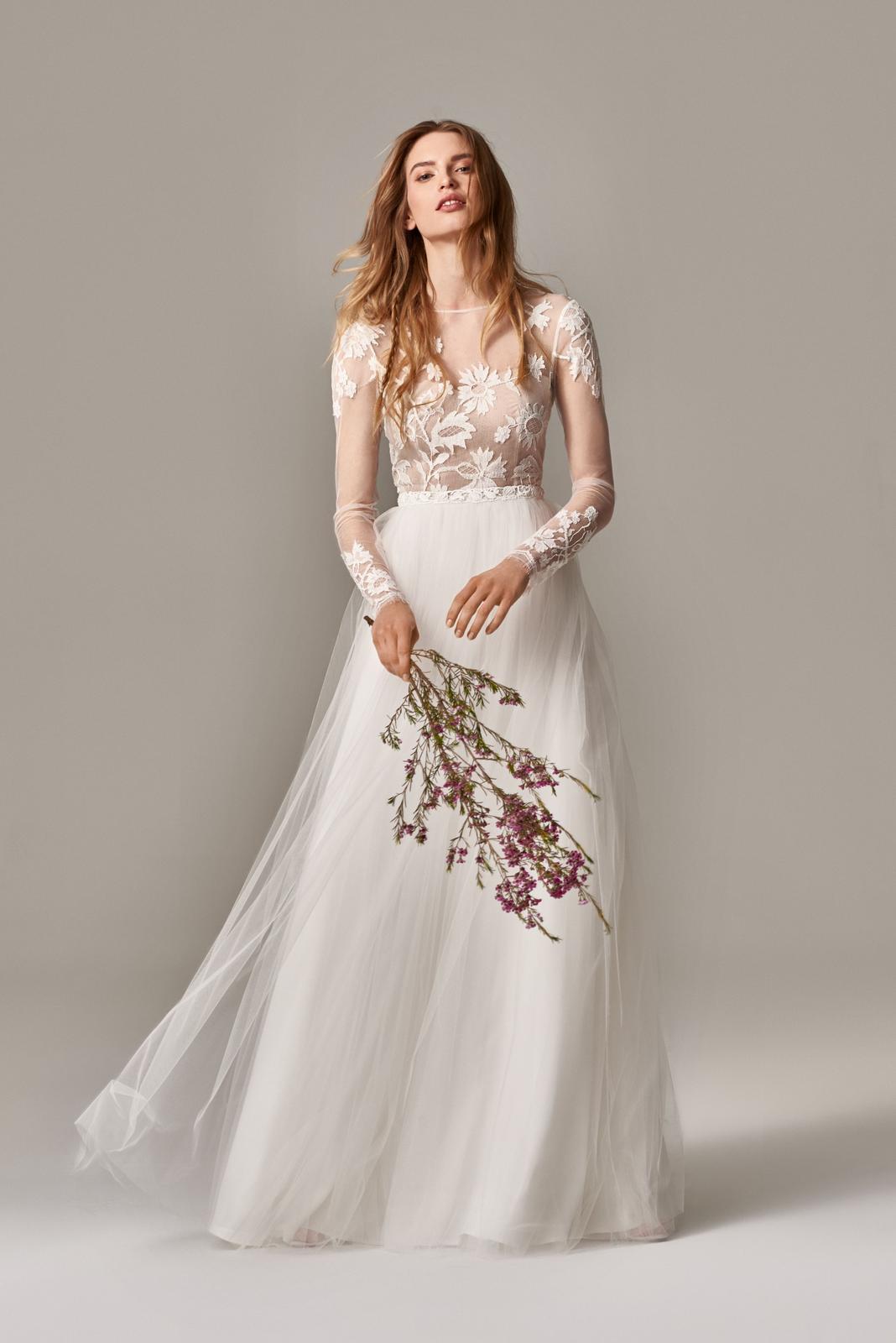 Anna Kara * Svadobné šaty z kolekcií na rok 2019 - Obrázok č. 7