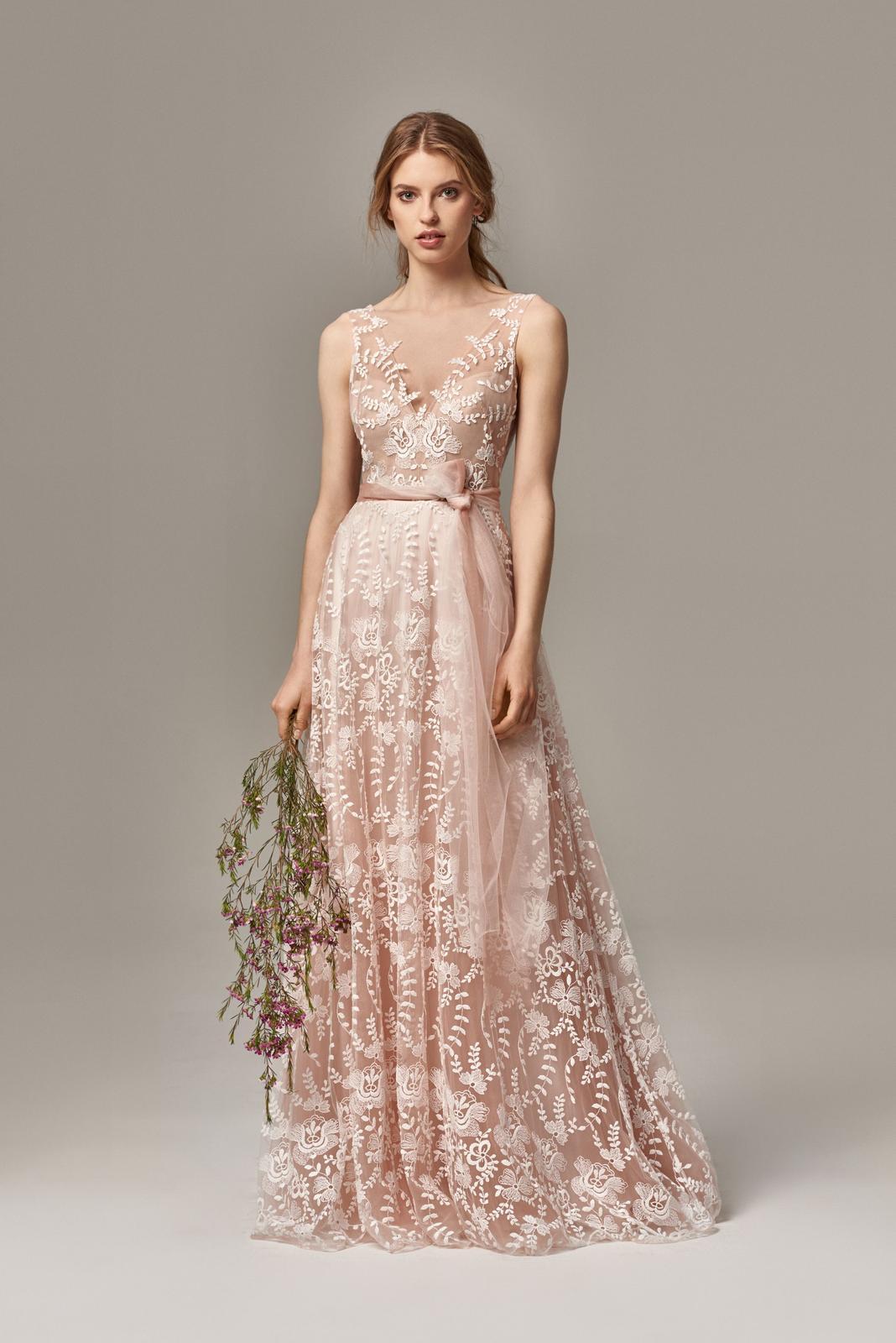 Anna Kara * Svadobné šaty z kolekcií na rok 2019 - Obrázok č. 8