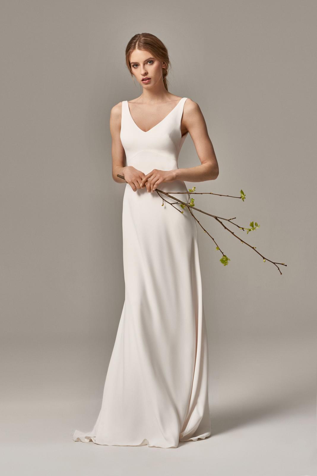 Anna Kara * Svadobné šaty z kolekcií na rok 2019 - Obrázok č. 9