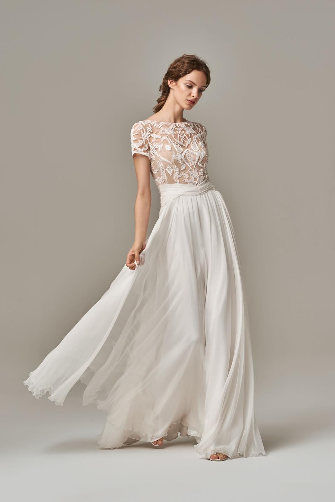 Anna Kara * Svadobné šaty z kolekcií na rok 2019 - Obrázok č. 10