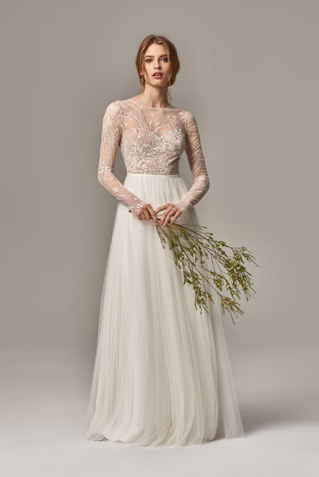 Anna Kara * Svadobné šaty z kolekcií na rok 2019 - Obrázok č. 11