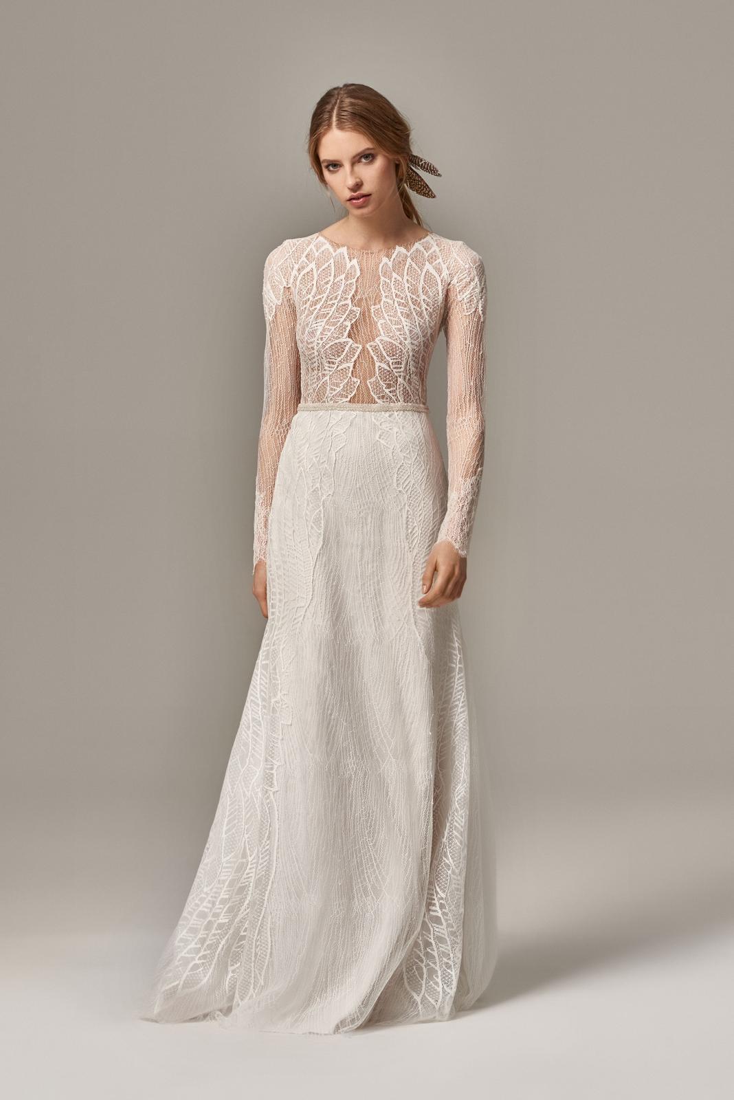 Anna Kara * Svadobné šaty z kolekcií na rok 2019 - Obrázok č. 13