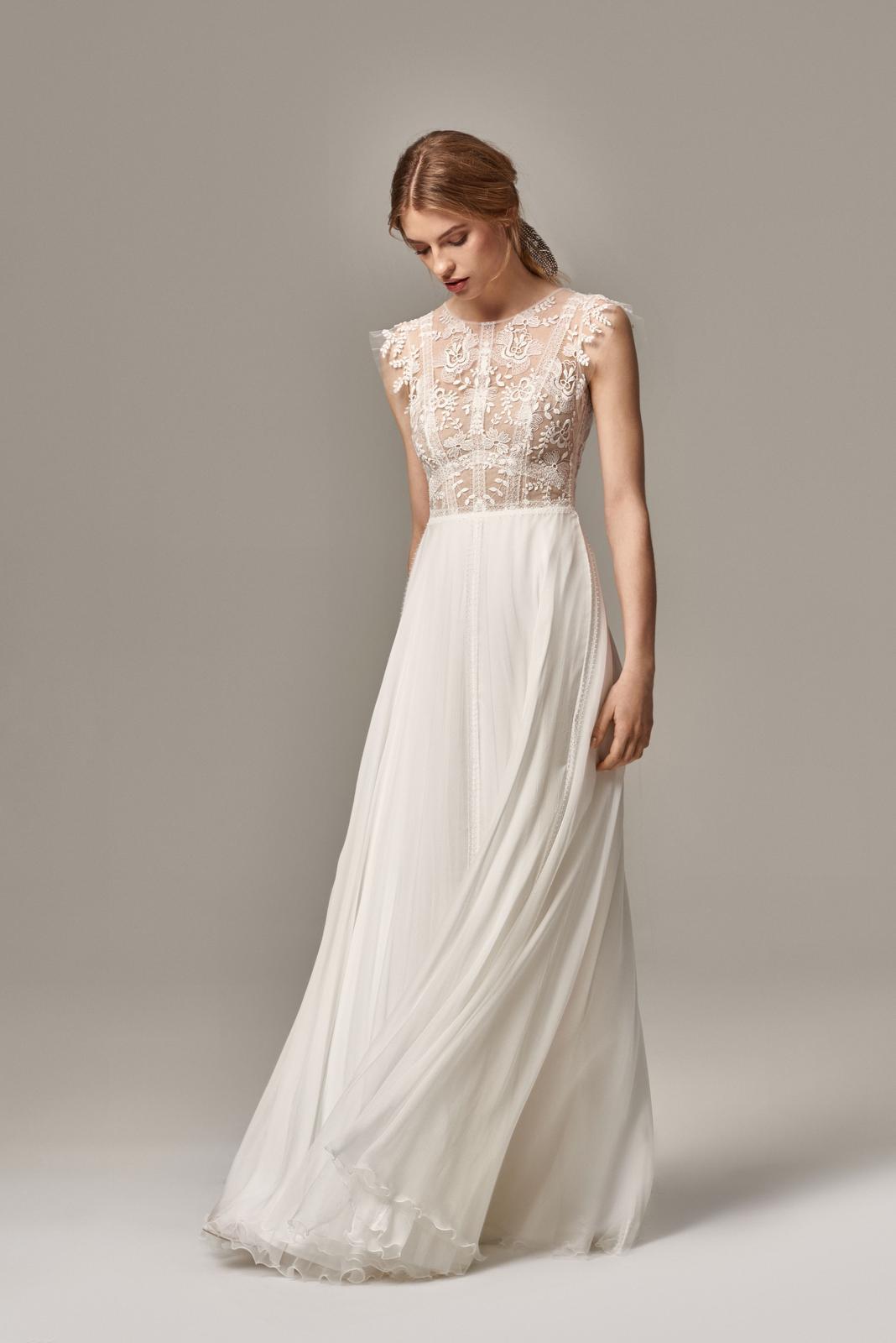 Anna Kara * Svadobné šaty z kolekcií na rok 2019 - Obrázok č. 14