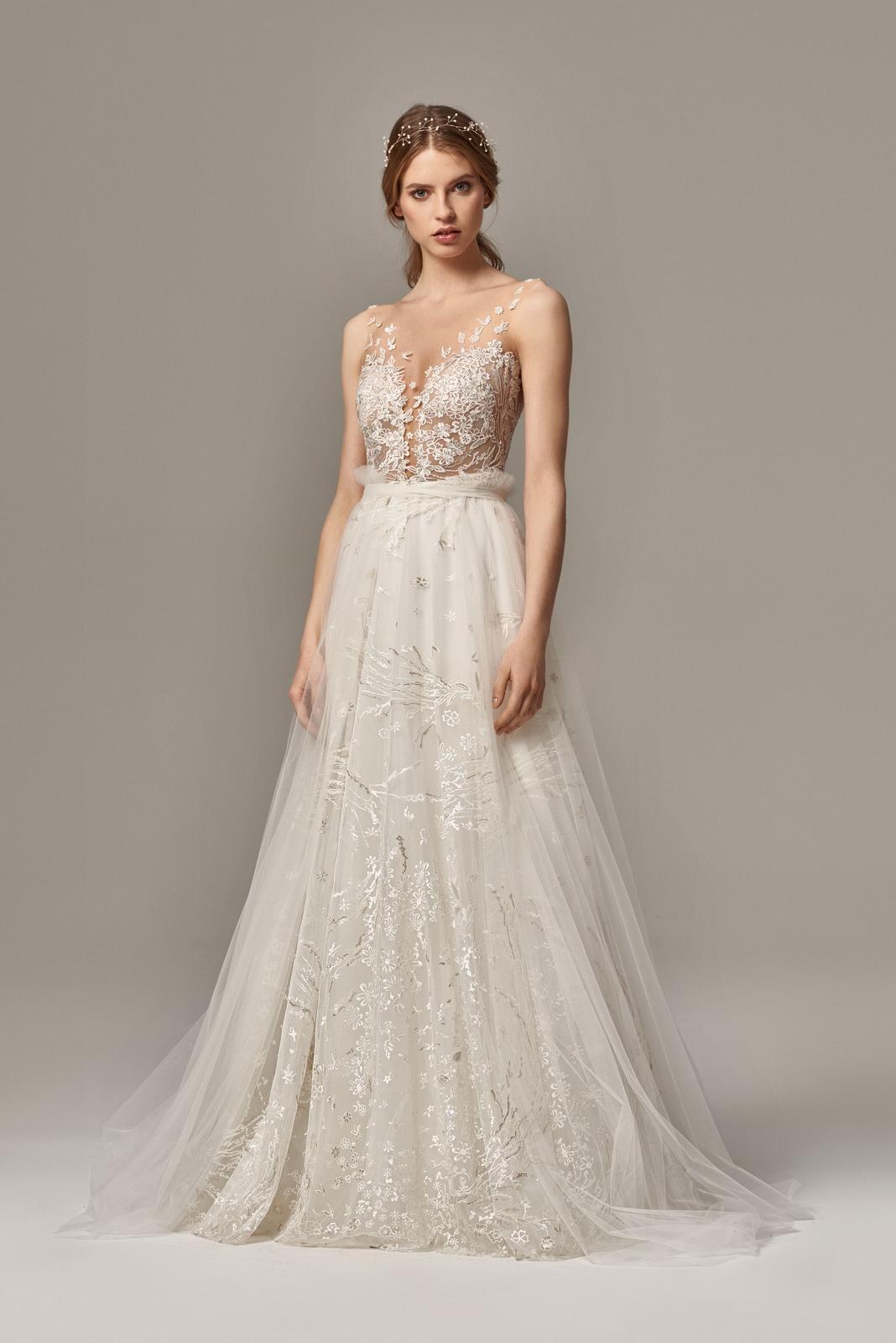 Anna Kara * Svadobné šaty z kolekcií na rok 2019 - Obrázok č. 15