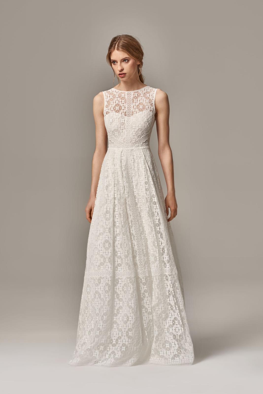 Anna Kara * Svadobné šaty z kolekcií na rok 2019 - Obrázok č. 16