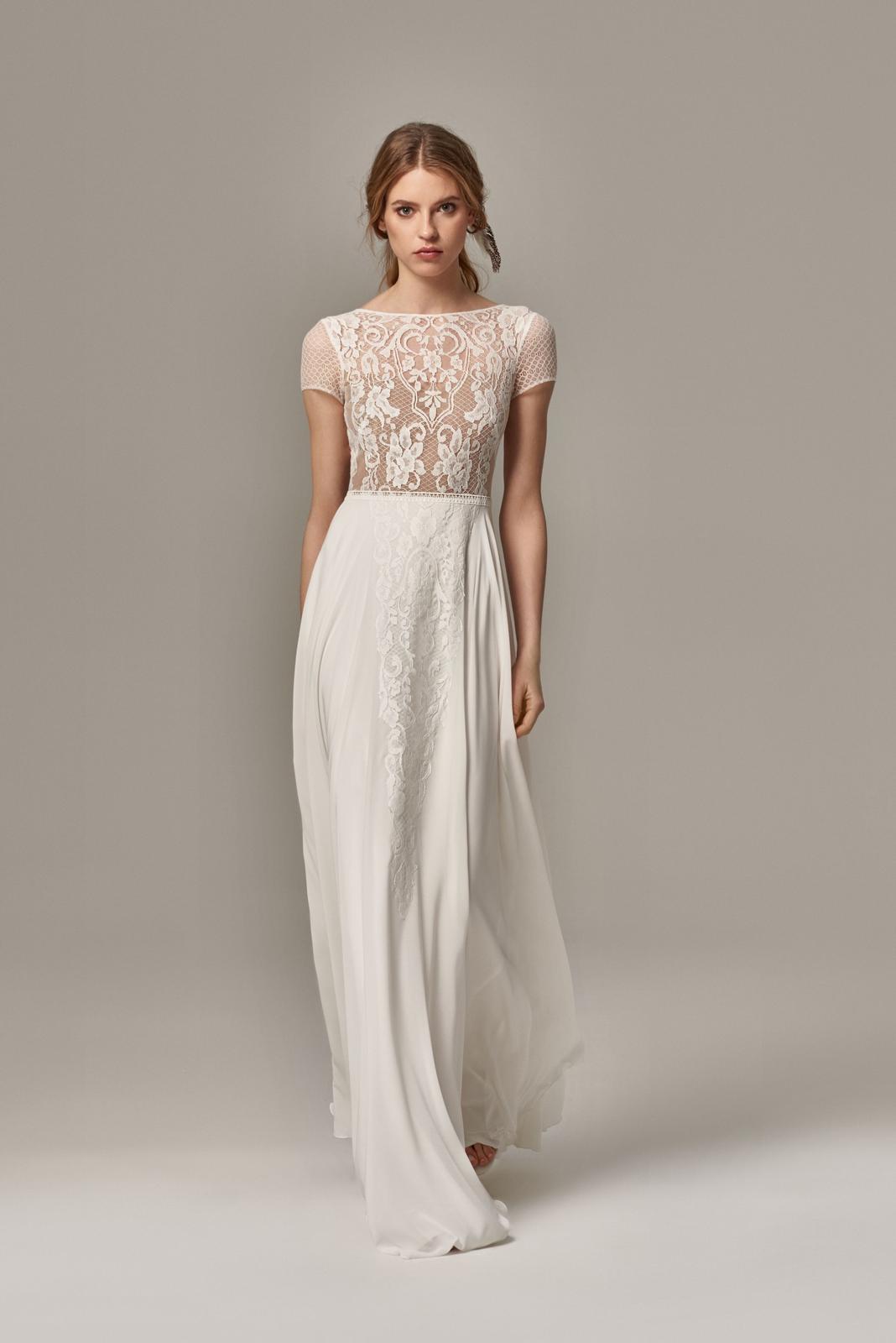 Anna Kara * Svadobné šaty z kolekcií na rok 2019 - Obrázok č. 18