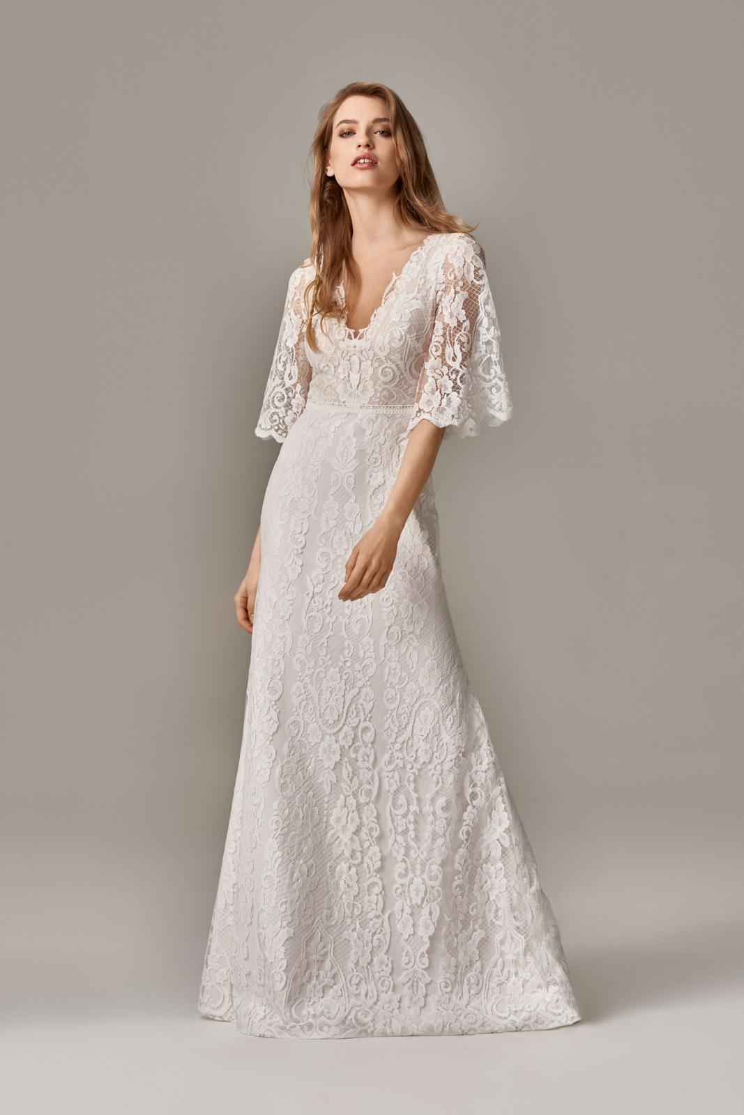 Anna Kara * Svadobné šaty z kolekcií na rok 2019 - Obrázok č. 20
