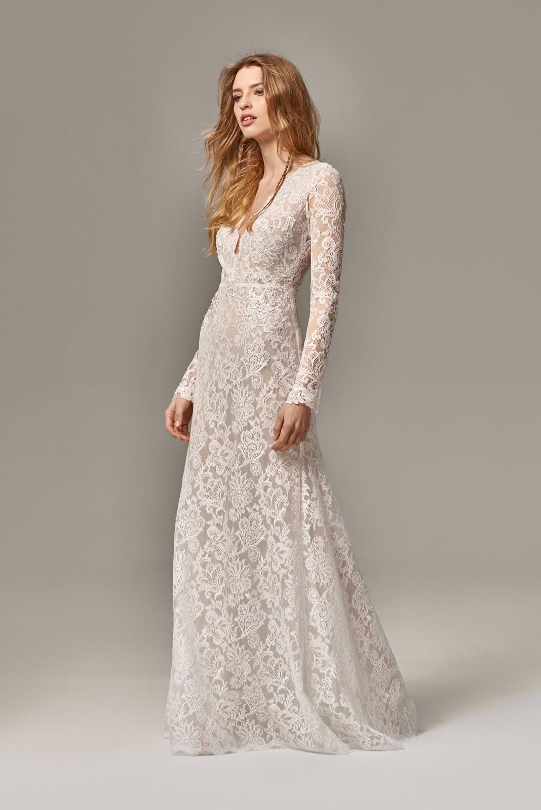 Anna Kara * Svadobné šaty z kolekcií na rok 2019 - Obrázok č. 21