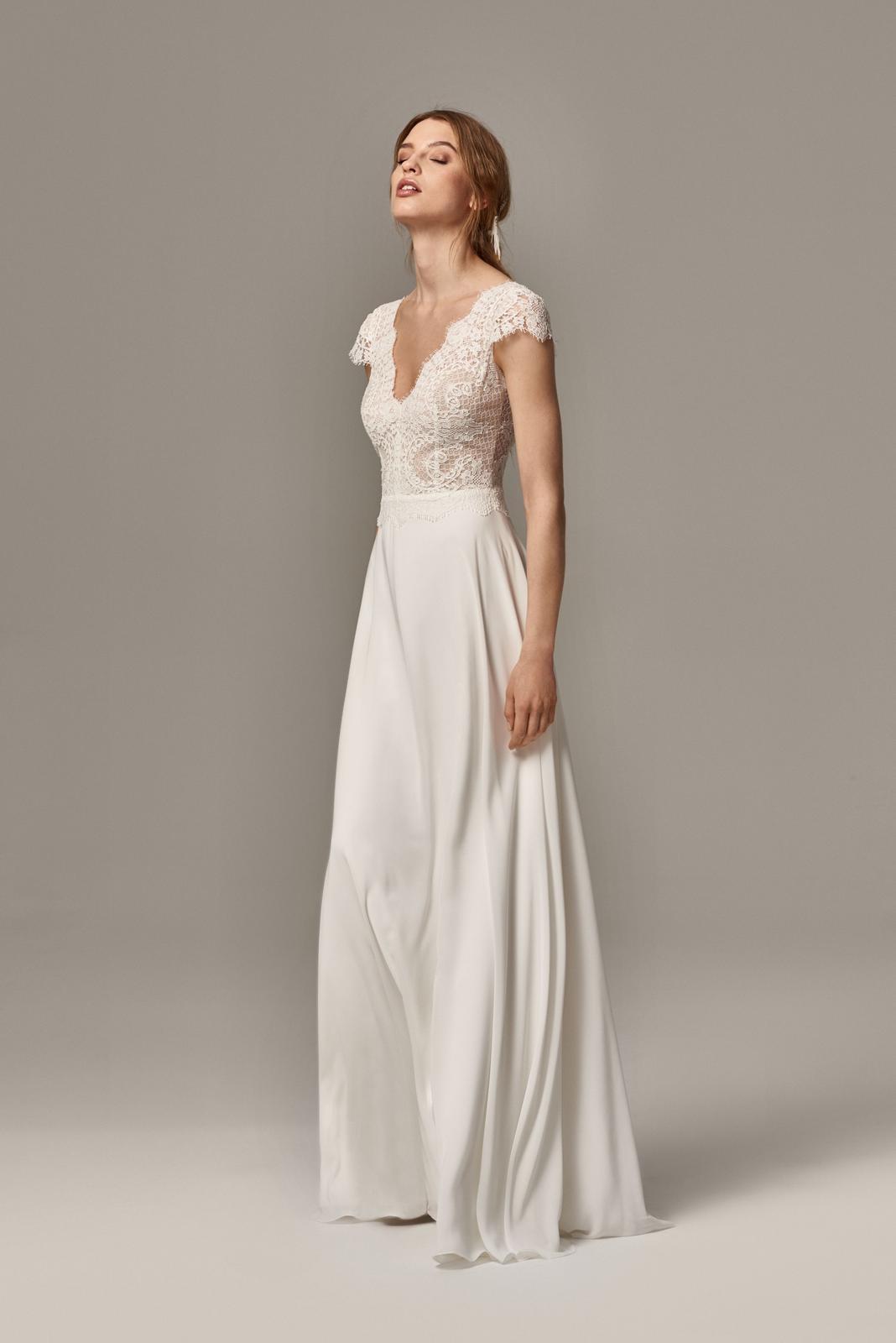 Anna Kara * Svadobné šaty z kolekcií na rok 2019 - Obrázok č. 22