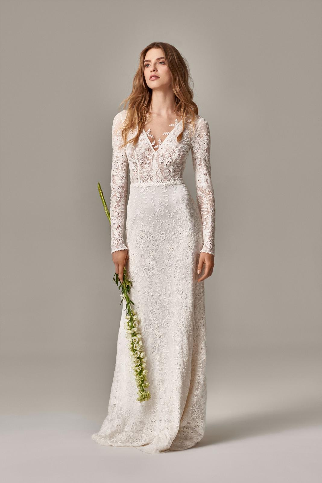 Anna Kara * Svadobné šaty z kolekcií na rok 2019 - Obrázok č. 26