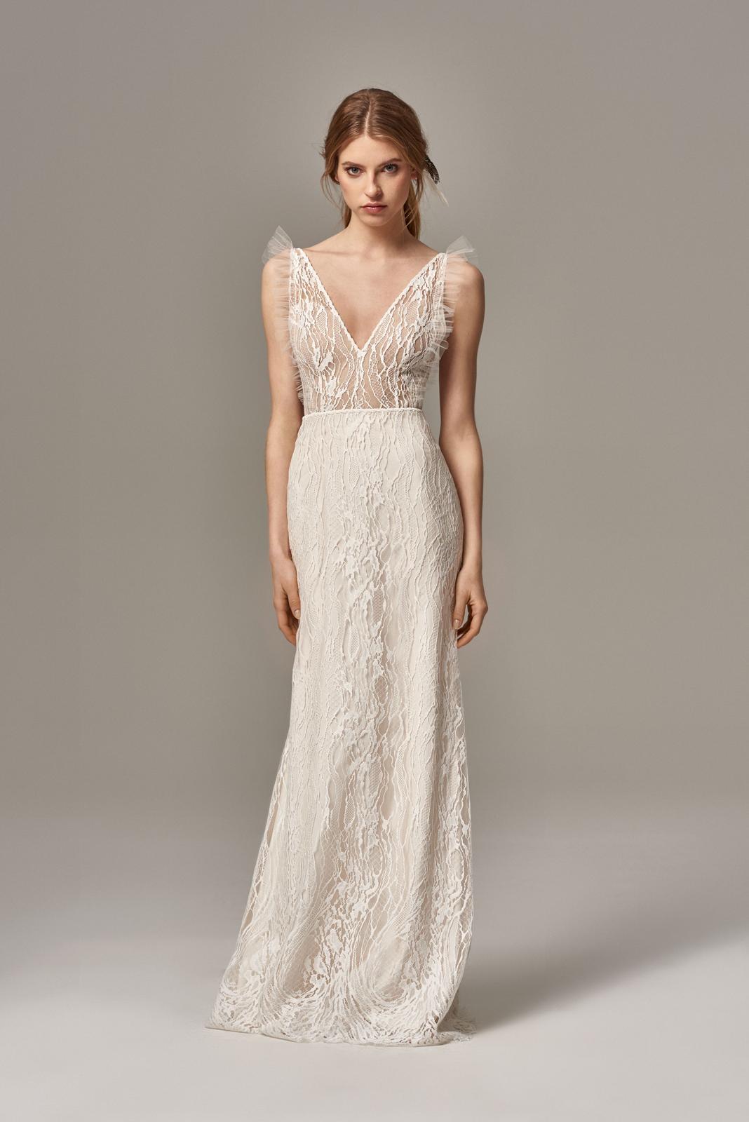 Anna Kara * Svadobné šaty z kolekcií na rok 2019 - Obrázok č. 27
