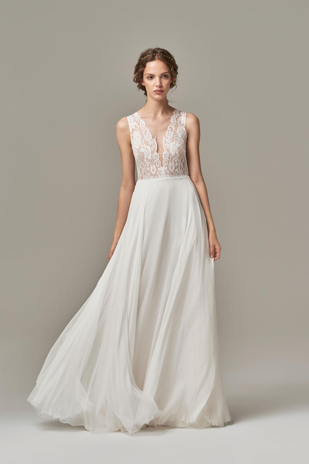 Anna Kara * Svadobné šaty z kolekcií na rok 2019 - Obrázok č. 28