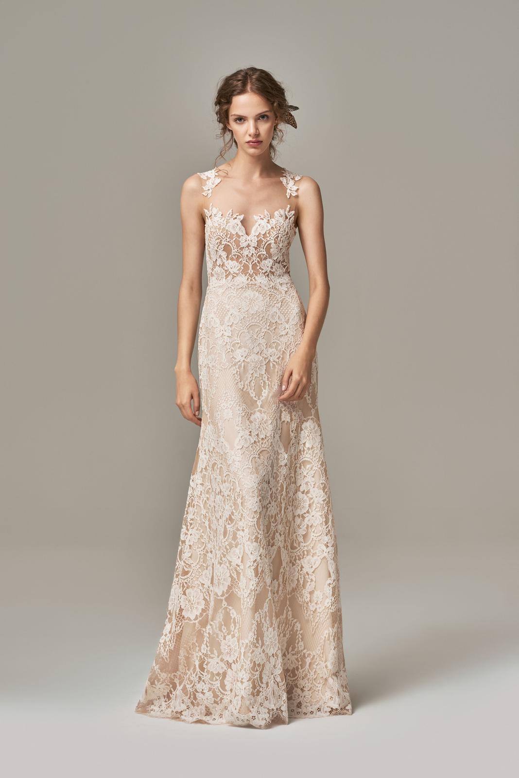 Anna Kara * Svadobné šaty z kolekcií na rok 2019 - Obrázok č. 29